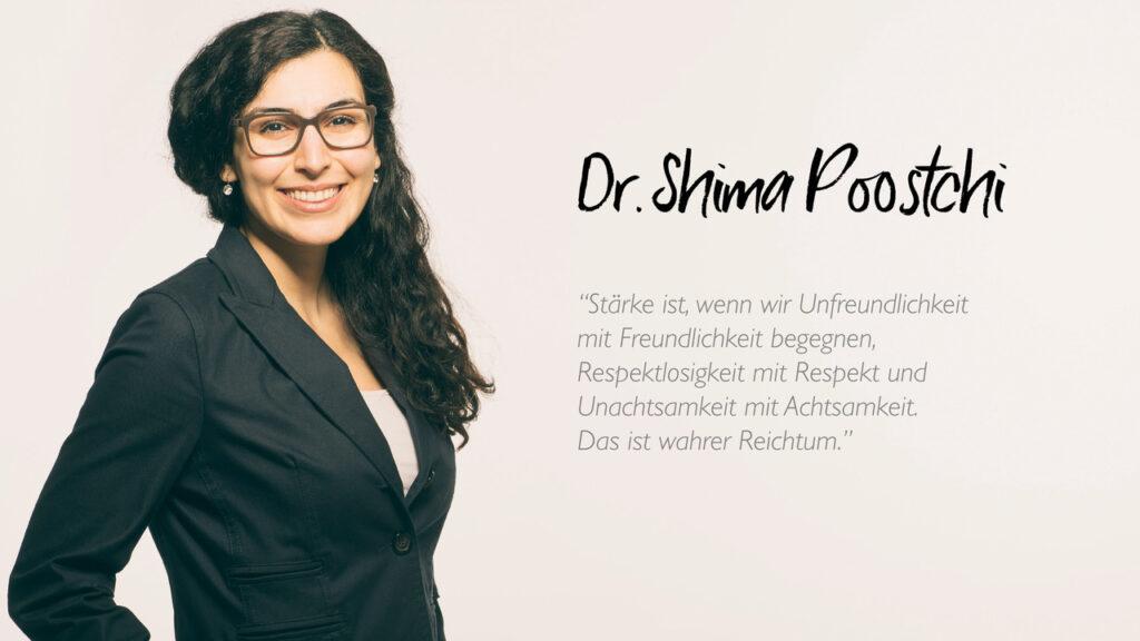Dr. Shima Poostchi
